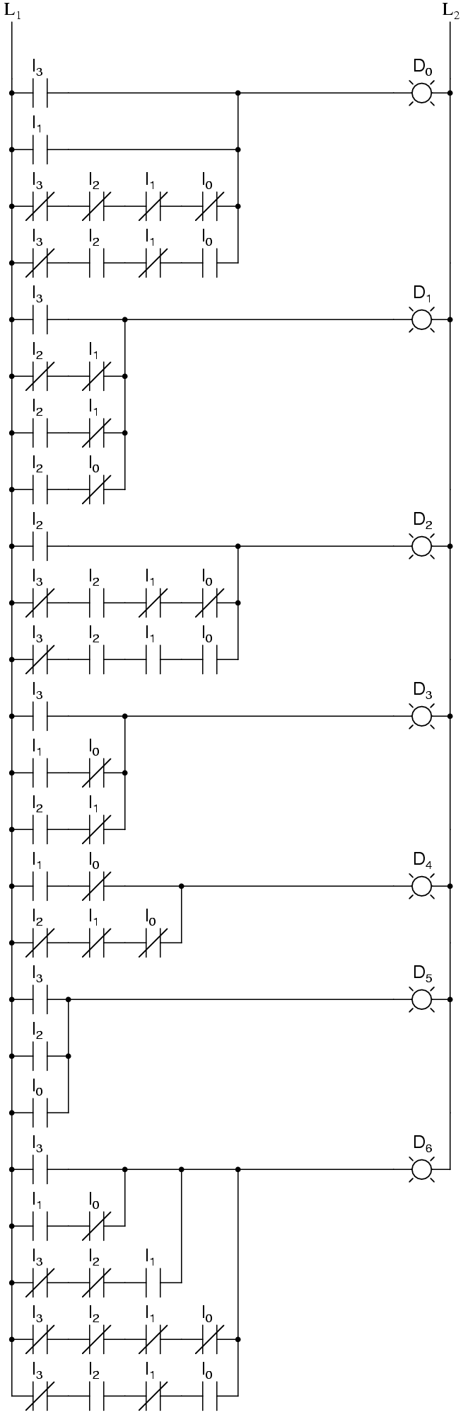 Lessons In Electric Circuits Volume Iv Digital Chapter 9 Logic Diagram 2x4 Decoder Demultiplexers