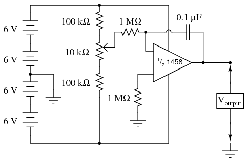 Lessons In Electric Circuits -- Volume VI (Experiments) - Chapter 6